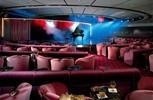 Crystal Symphony. Galaxy Lounge Showroom