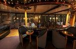 Hurtigruten Kong Harald. Observation Lounge