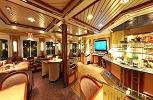 Hurtigruten Nordkapp. Utrost Cafe