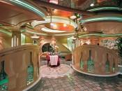 Jewel Of The Seas. Champagne Bar