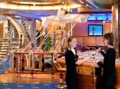 Jewel Of The Seas. Schooner Bar