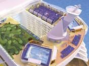 Jewel Of The Seas. Sports Deck
