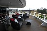Le Boreal. Panoramic Terrace