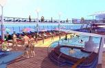 Liberty Of The Seas. Pools