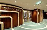 MSC Divina. MSC Logo Shop