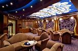 MSC Divina. The Cigar Lounge