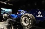 MSC Fantasia. F1 Simulator