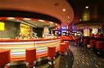 MSC Fantasia. Manhattan Piano Bar