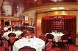 MSC Fantasia. Red Velvet Restaurant