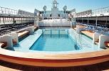 MSC Lirica. Sun Deck