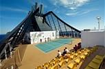 MSC Magnifica. Sport Center