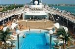MSC Musica. La Spiaggia Pool