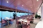 MSC Poesia. Villa Pompeiana Restaurant