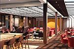 MSC Seaview. Seaside Lounge