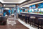 MSC Seaview. Sports bar