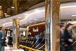 MSC Seaview. Venchi 1878 Chocolate Bar and Venchi