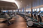 Nieuw Statendam. Fitness