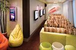 Norwegian Gem. The Leopard Lounge