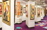 Norwegian Pearl. Art Gallery & Internet Cafe