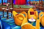 Norwegian Pearl. Spinnaker Lounge