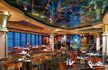 Norwegian Star. Blue Lagoon Cafe