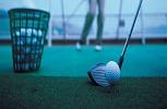 Norwegian Star. Golf Driving Net