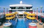 Norwegian Star. The Oasis Pool