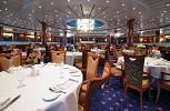 Norwegian Sun. Seven Seas Main Dining Room