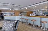 P & O Arcadia. Aquarius Bar