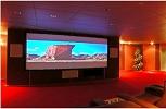 P & O Arcadia. The Screening Room