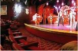 P & O Oceana. Footlights Theatre