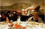 P & O Oceana. Ligurian Restaurant