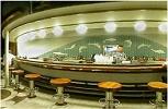 P & O Oceana. Pennant Bar