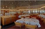 P & O Ventura. Saffron Restaurant