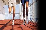 Pride of America. Jogging Track