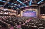 Radiance Of The Seas. Aurora Theatre