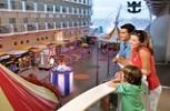 Radiance Of The Seas. Boardwalk