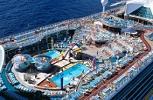 Radiance Of The Seas. Pools