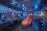Radiance Of The Seas. Video Arcade