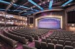 Rhapsody Of The Seas. Broadway Melodies Theatre