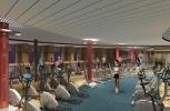 Rhapsody Of The Seas. Fitness Center