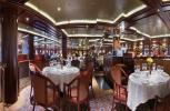 Sapphire Princess. Ресторан Savoy Dining Room