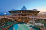 Serenade Of The Seas. Pools