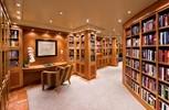 Seven Seas Voyager. Library
