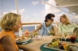 Seven Seas Voyager. Pool Bar & Grill