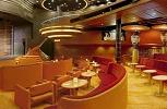 Zaandam. Mondriaan Show Lounge Balcony