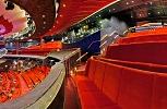 Zuiderdam. Vista Lounge Balcony