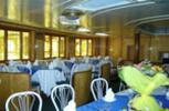Две Столицы. Ресторан на главной палубе